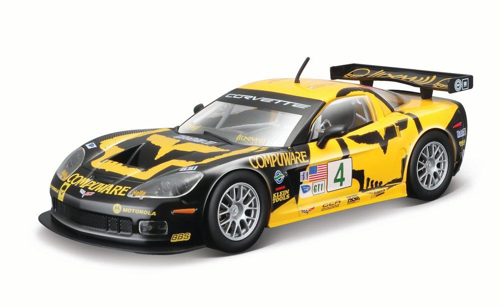 Bburago 1:24 Race Chevrolet Corvette C6R, Bburago, W002885