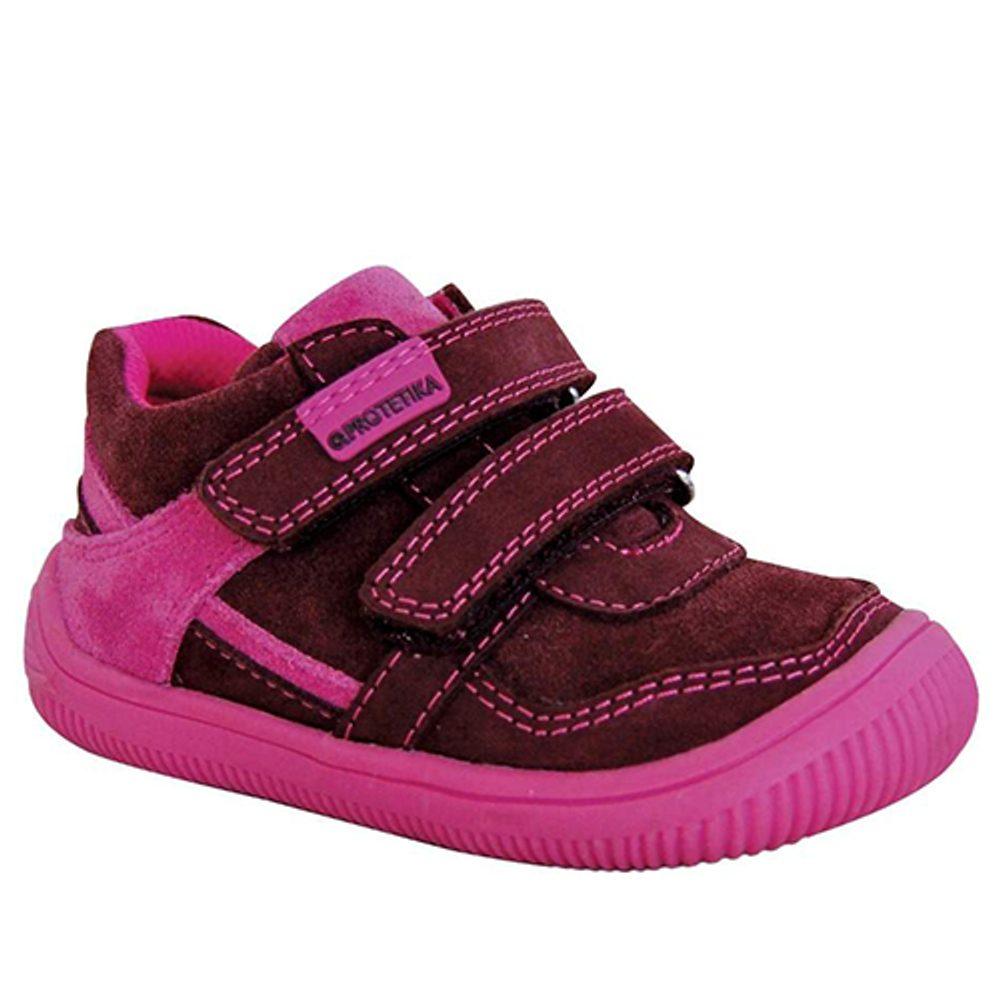 Levně Protetika obuv dívčí barefoot ASA, Protetika, fuchsia - 34