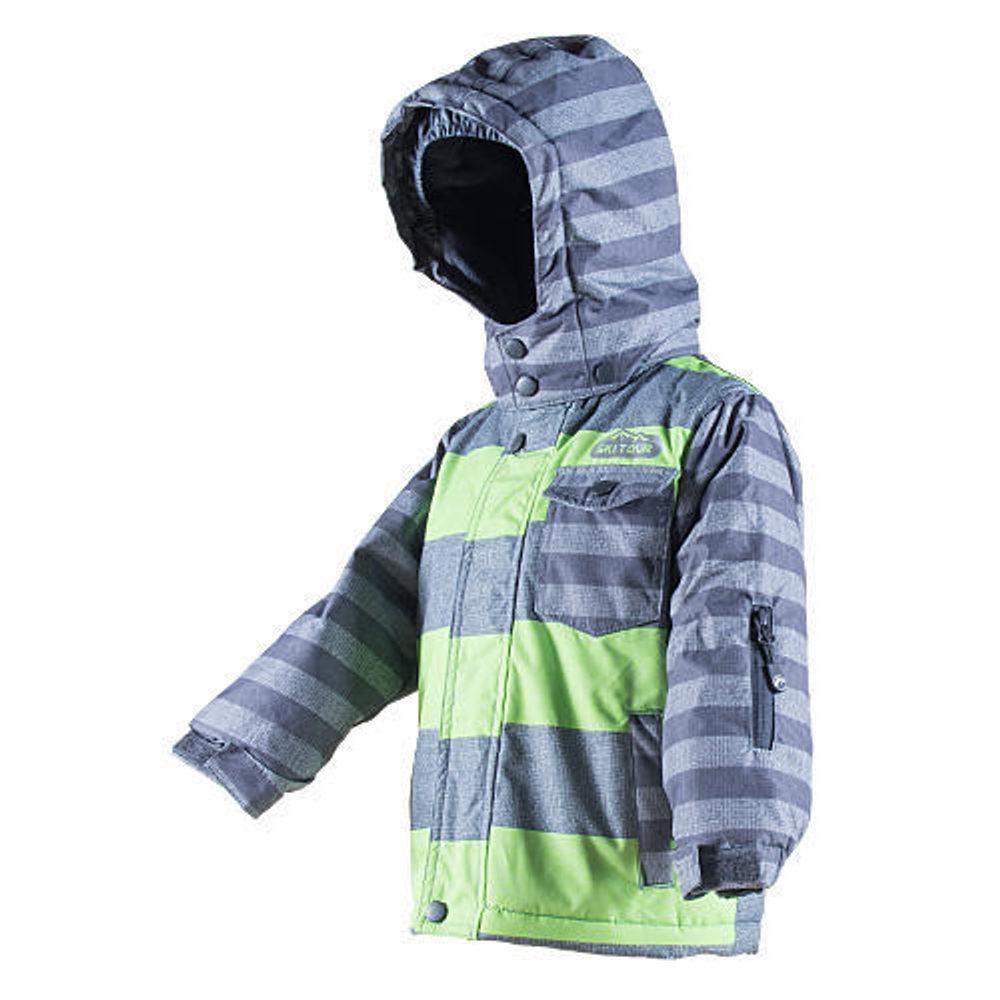 bunda zimná chlapčenská, Pidilidi, PD1054-19, zelená - 104