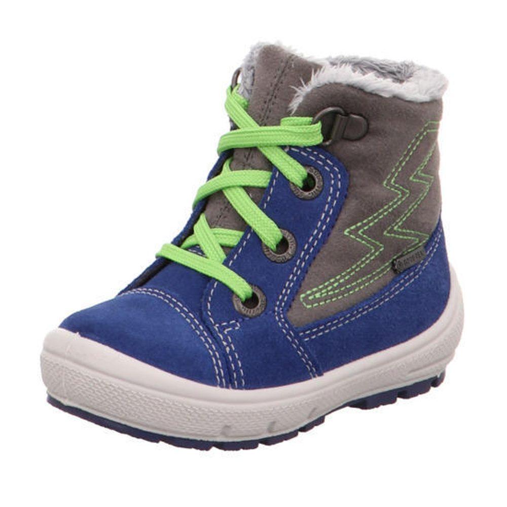 detské zimné topánky GROOVY, Superfit, 3-09306-81, zelená - 23
