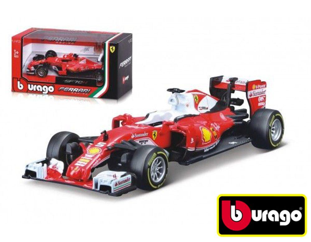 Bburago Ferrari F1 1:43 assorti, Bburago, W102385