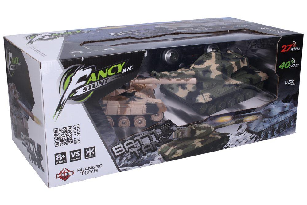 Tanková bitva RC 27 cm, Wiky RC, W006765