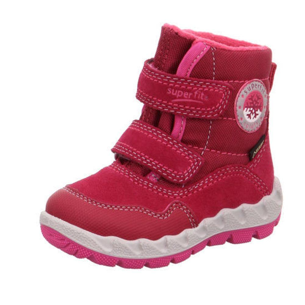 detské zimné topánky ICEBIRD, Superfit, 3-00013-50, růžová