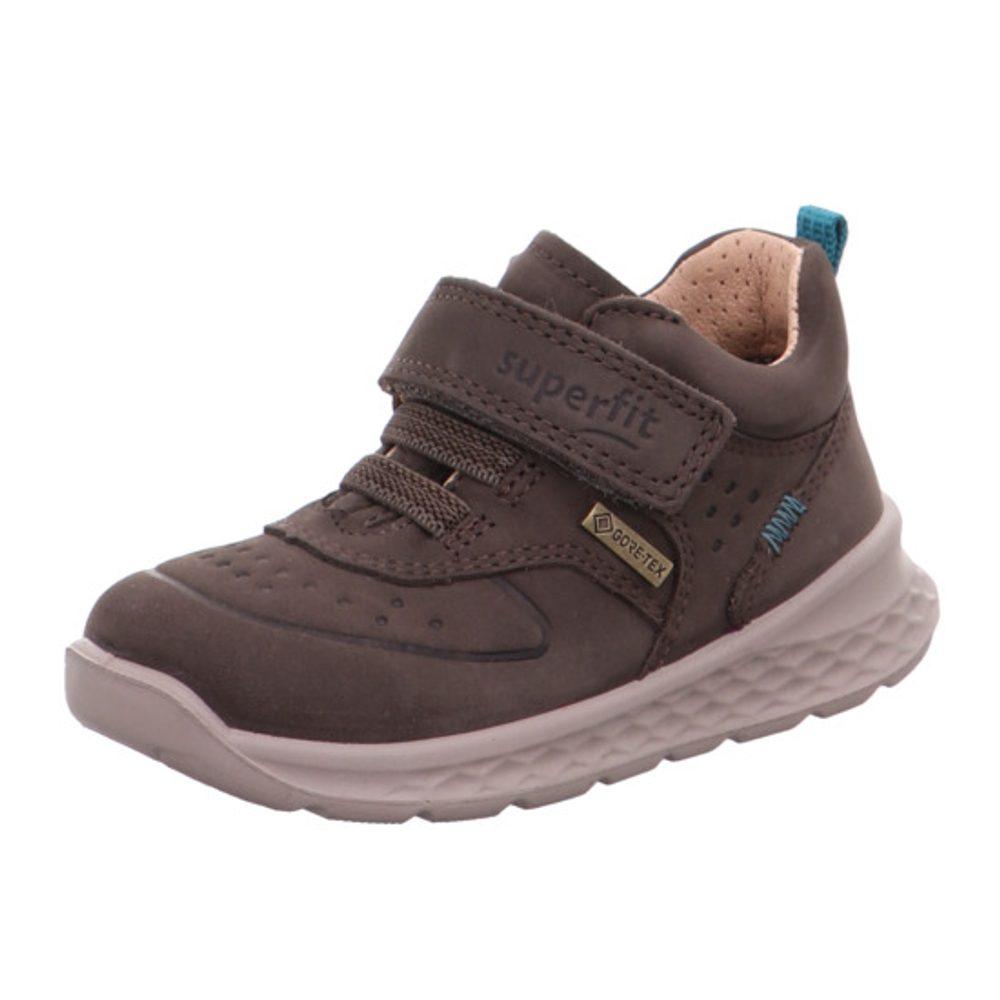 dětská celoroční obuv BREEZE GTX, Superfit, 1-000364-3010, hnědá - 22