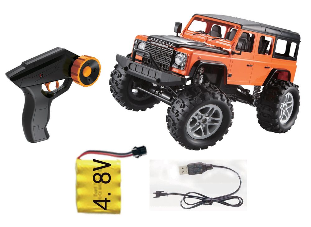 Wiky RC RC Land Rover Defender 36 cm, Wiky RC, W006813