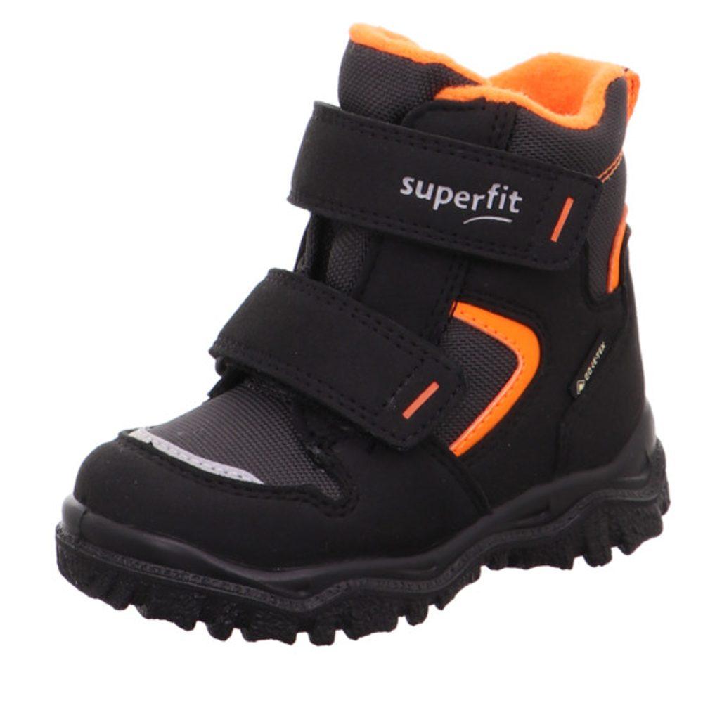 Detské zimné topánky HUSKY1 GTX, Superfit, 1-000047-0010, oranžová - 23