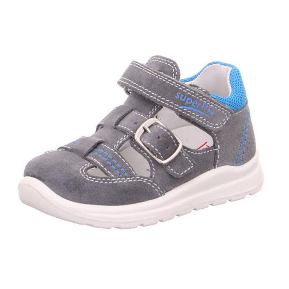 detské sandálky MEL, Superfit, 4-00430-25, šedá - 24