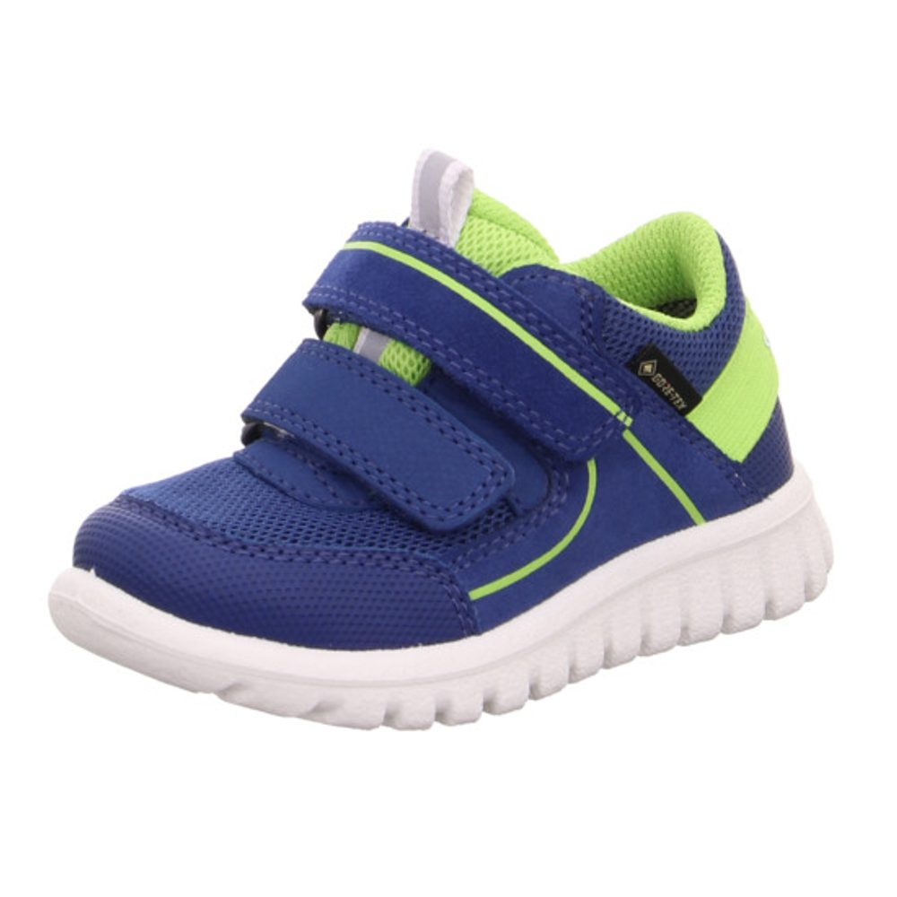 Dievčenská celoročná obuv SPORT7 MINI, Superfit, 0-606197-8100, modrá - 31