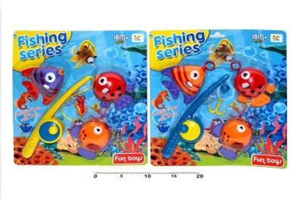 Hra rybičky /2 druhy, WIKY, 116655