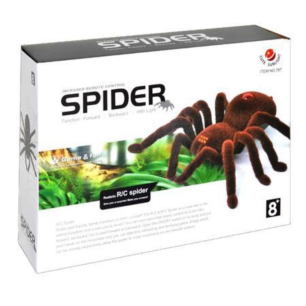 WIKY Chlupatý pavouk RC 15cm, WIKY, 110705