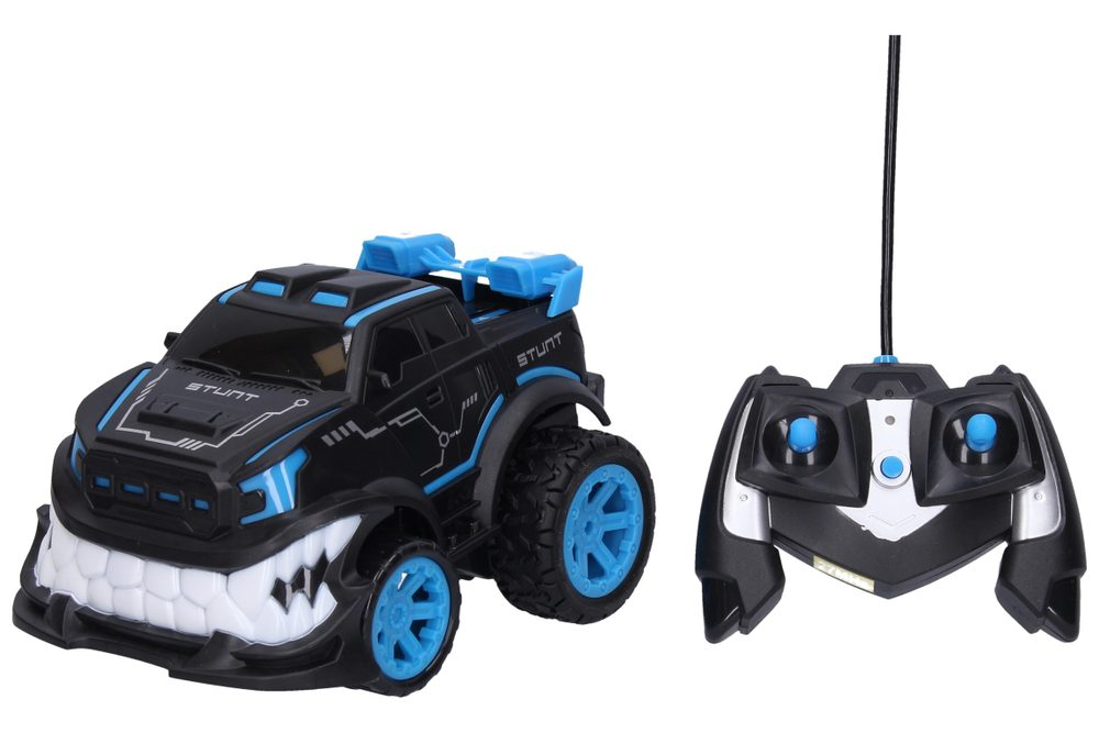 Auto Angry Stunt RC 20 cm, Wiky RC, W001992