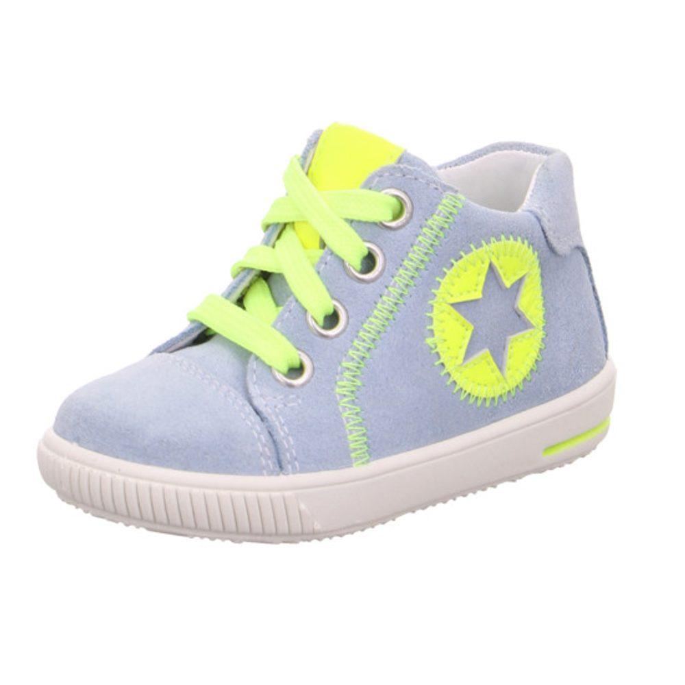 Levně Superfit celoroční dětské boty MOPPY, Superfit, 0-606348-8500, žlutá - 21