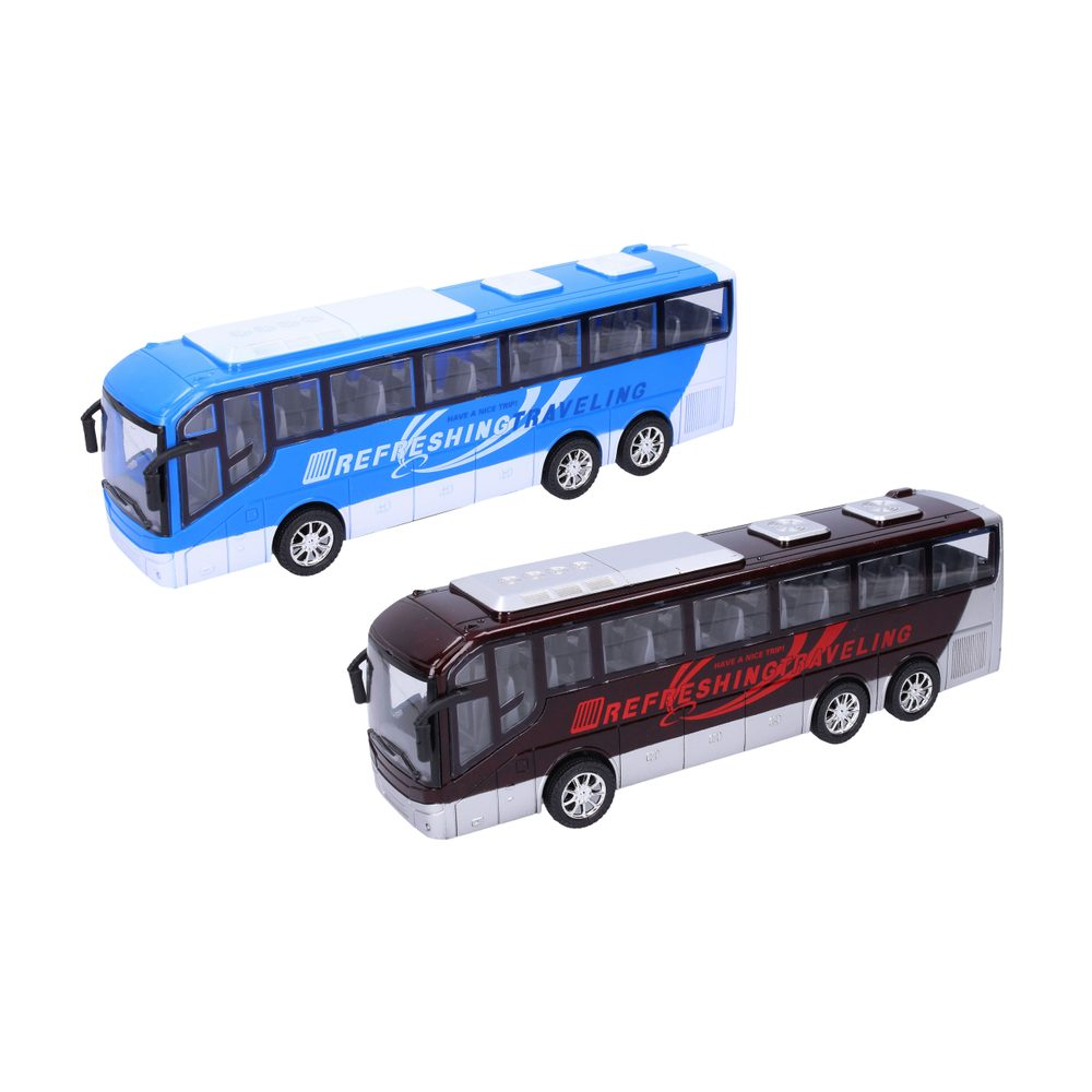 Wiky Vehicles Autobus 32 cm, 2 druhy, Wiky Vehicles, W111412