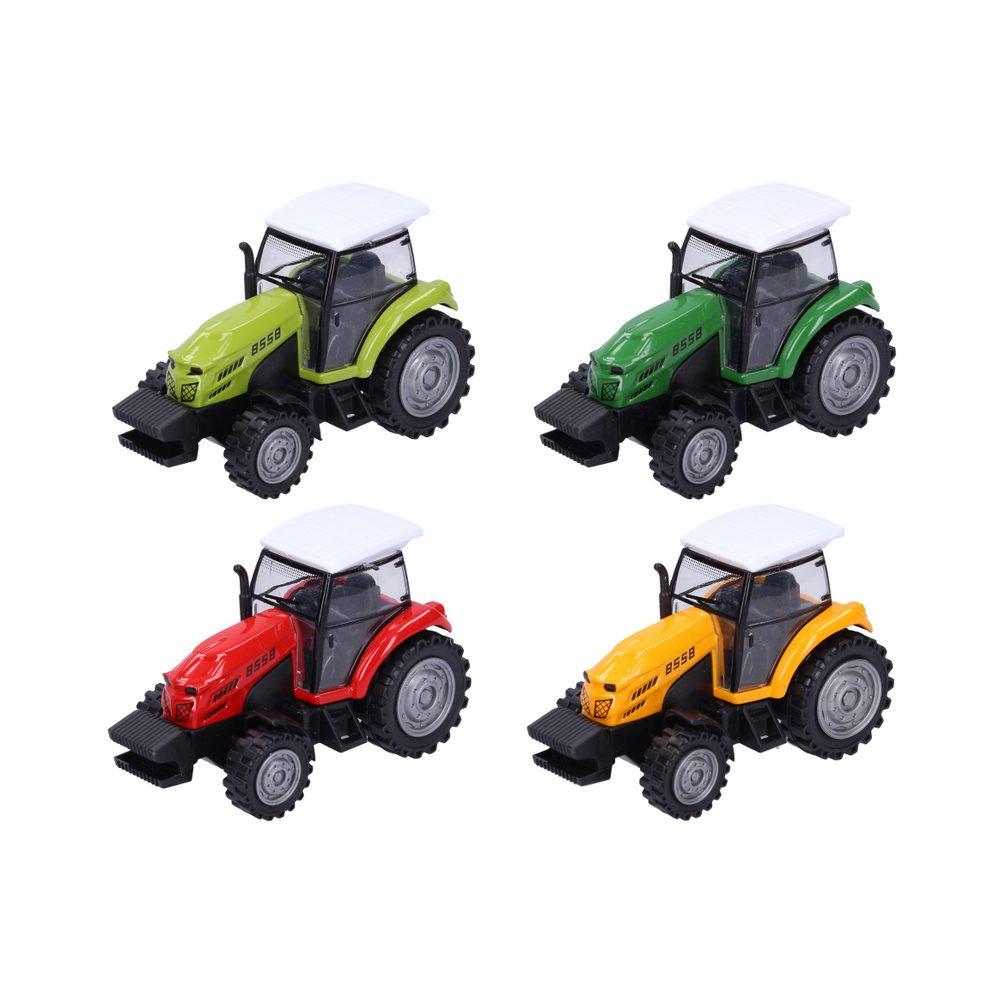 Traktor kovový 10,5 cm, Wiky Vehicles, W111479