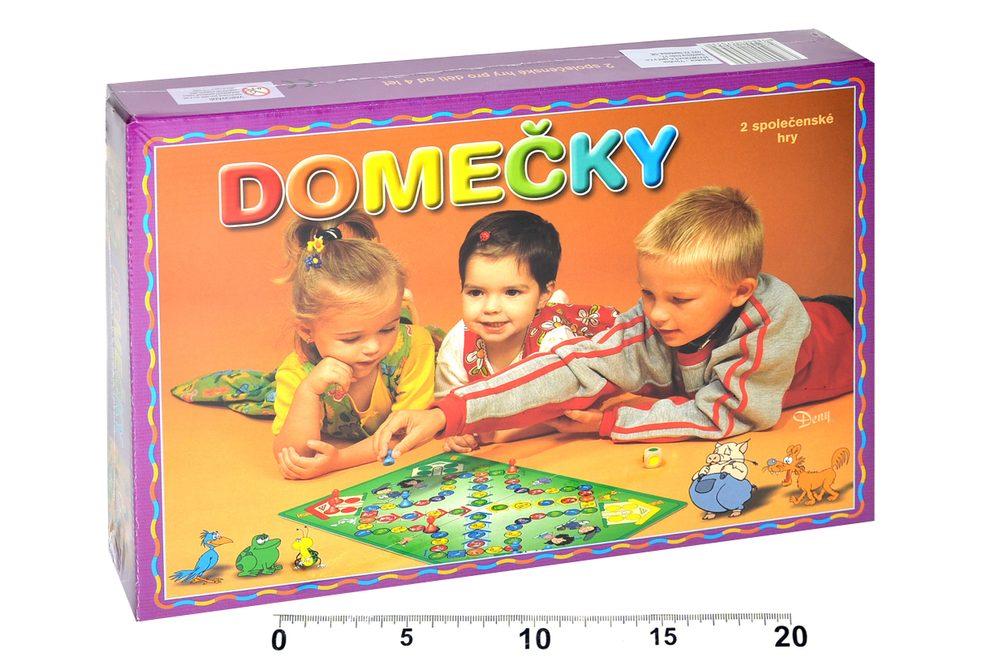 Človeče pre najmenších Domčeky, Wiky, W209071