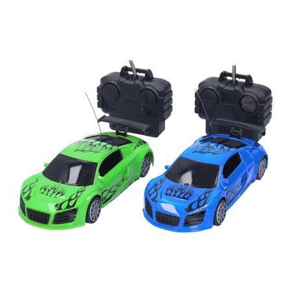 WIKY Auto závodní 18 cm, RC, 2 asst., WIKY, 111277