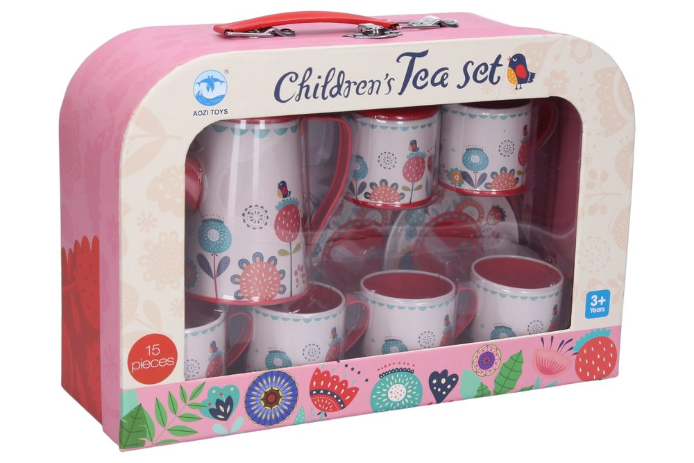 WIKY Dětská sada nádobí na čaj, Wiky, W001876