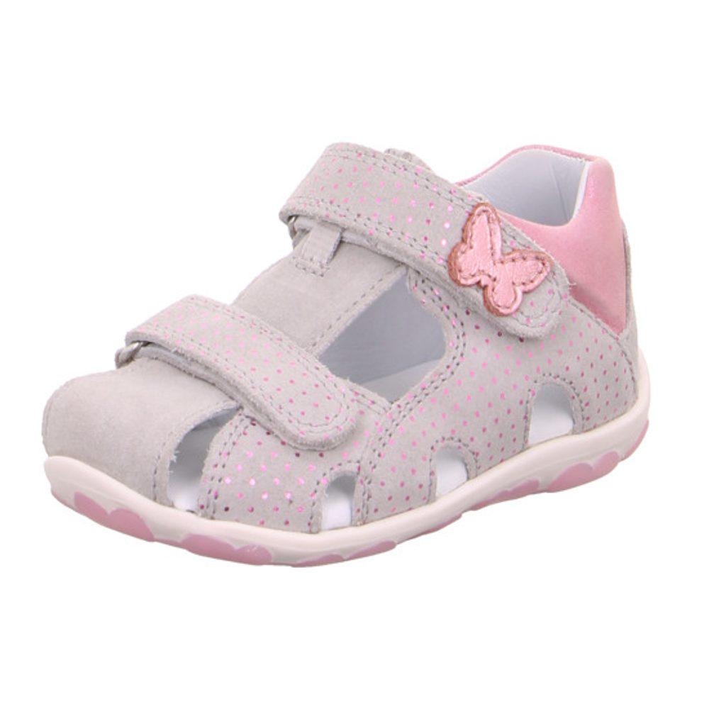 Dívčí sandály FANNI, Superfit, 0-609041-2500, šedá - 24