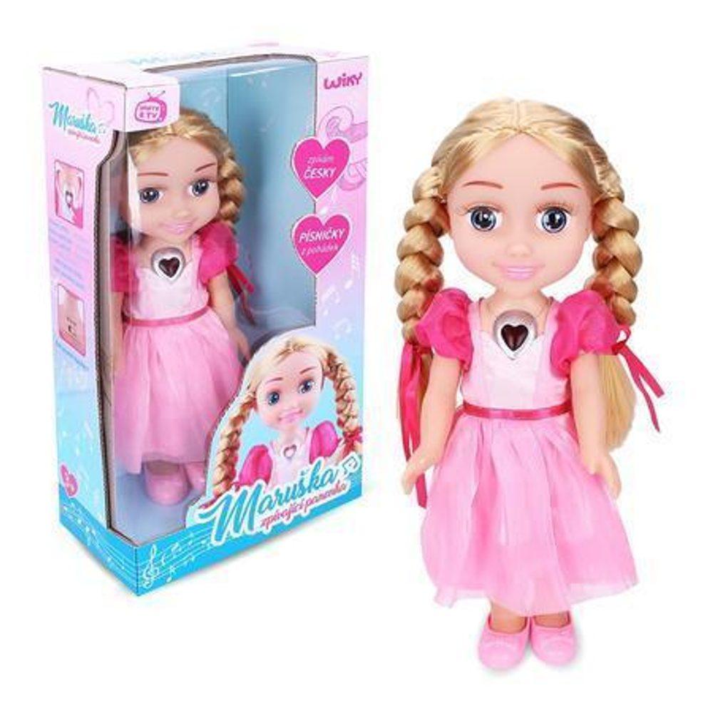Spievajúci bábika Maruška, WIKY, 280327
