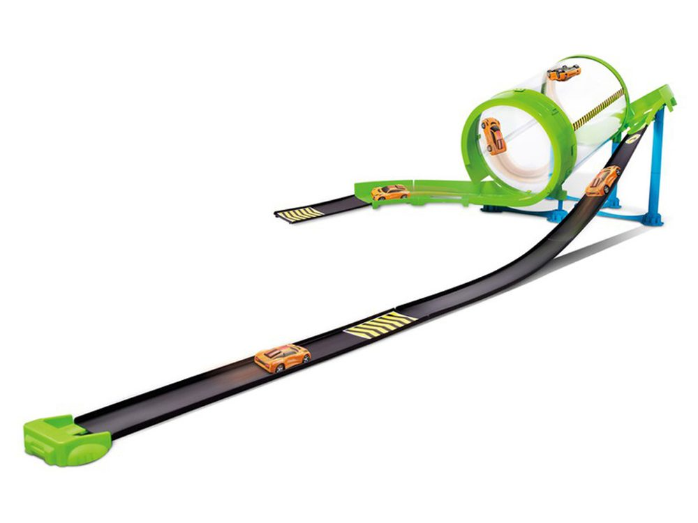 Bburago Go Gears Super Spin dráha s autíčkem, Bburago, W102457