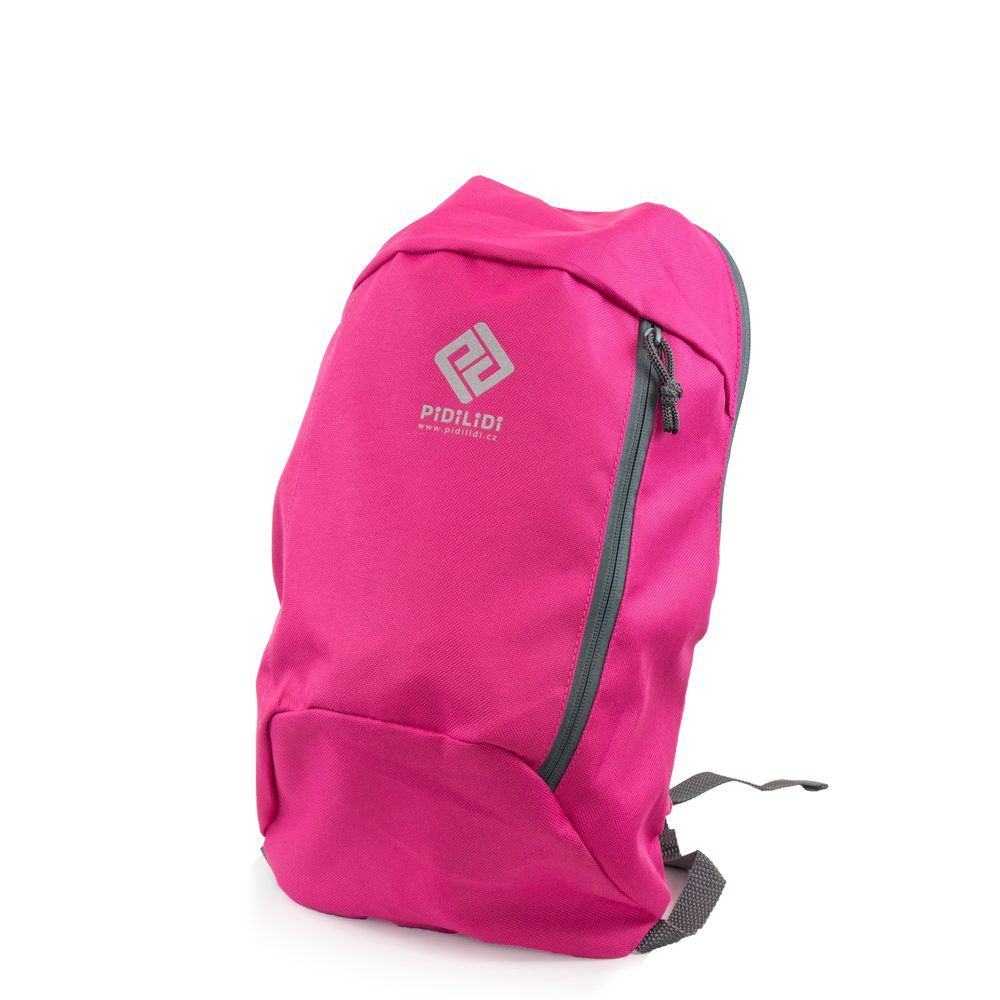 dětský sportovní batoh, Pidilidi, 10L, OS6048-07, fuchsia