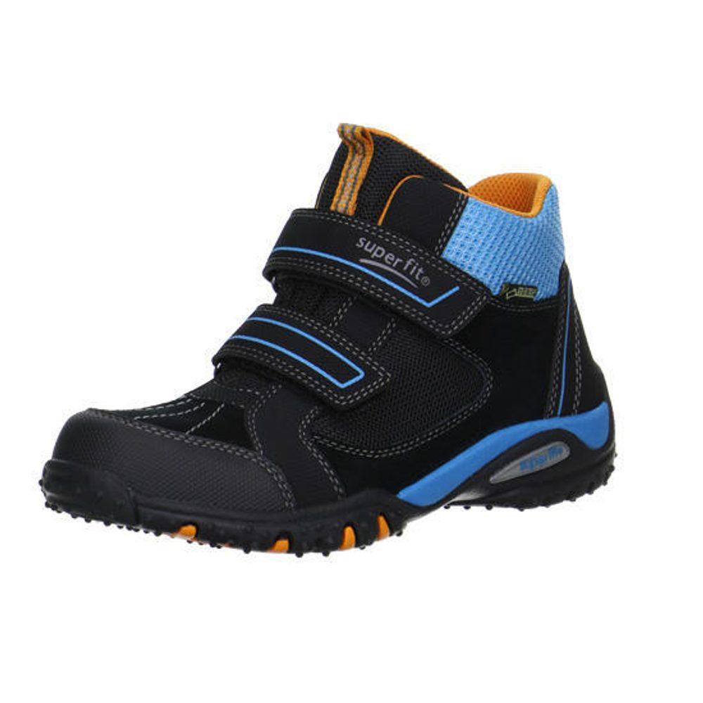 dětská celoroční obuv SPORT4 GTX, Superfit, 1-00364-03, černá - 25
