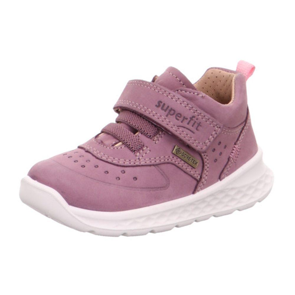 dívčí celoroční obuv BREEZE GTX, Superfit, 1-000364-8510, růžová - 22