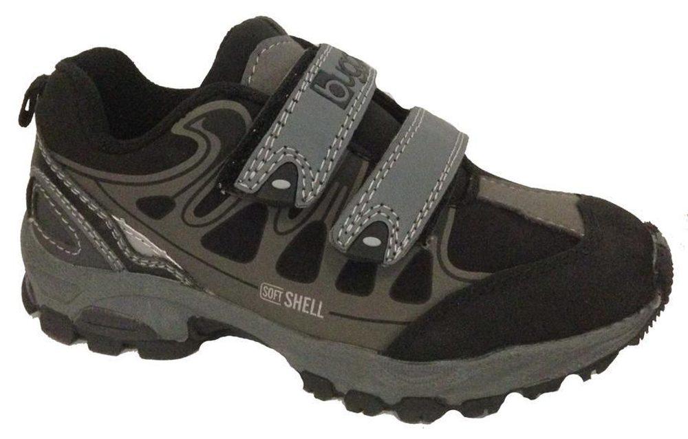 Dětská obuv softshell, Bugga, B119, šedá - 27