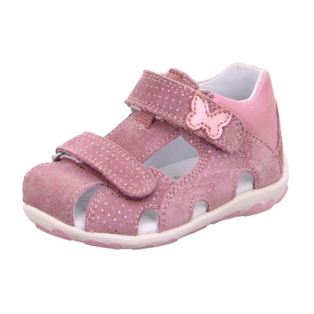 Dívčí sandály FANNI, Superfit, 0-609041-2500, šedá (2) - 24