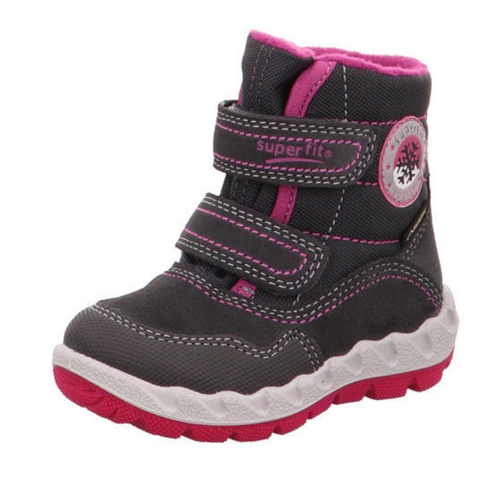 detské zimné topánky ICEBIRD, Superfit, 3-00013-21, vínová