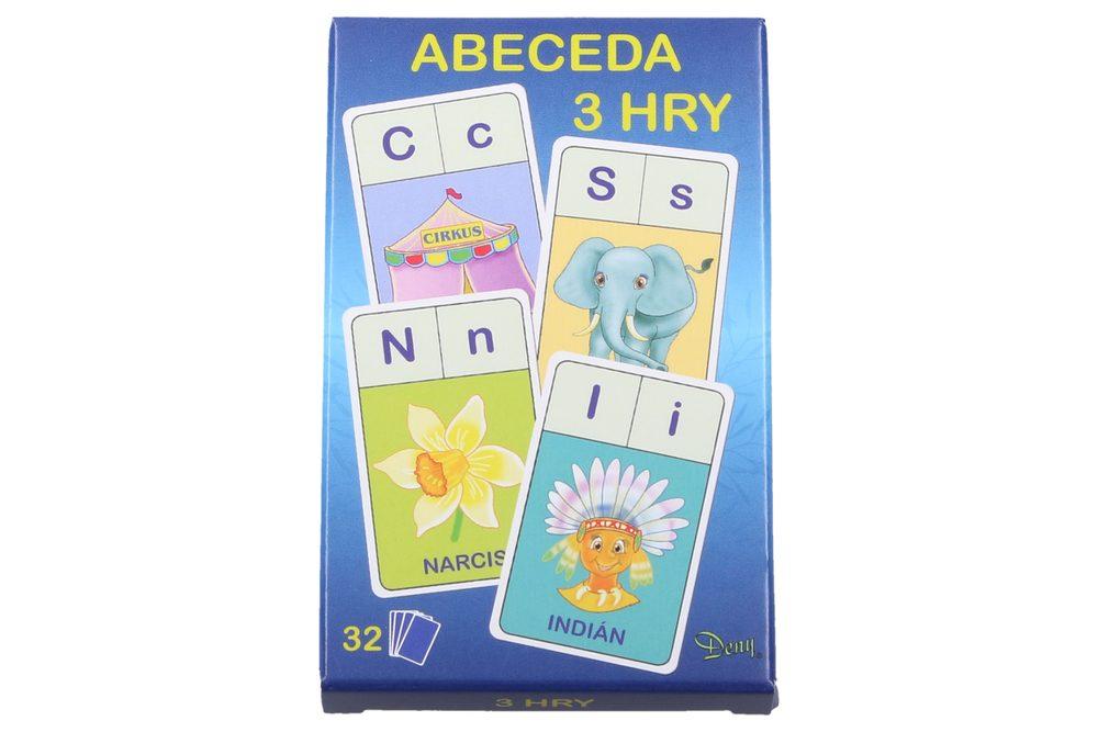 Karty abeceda, Wiky, W209092