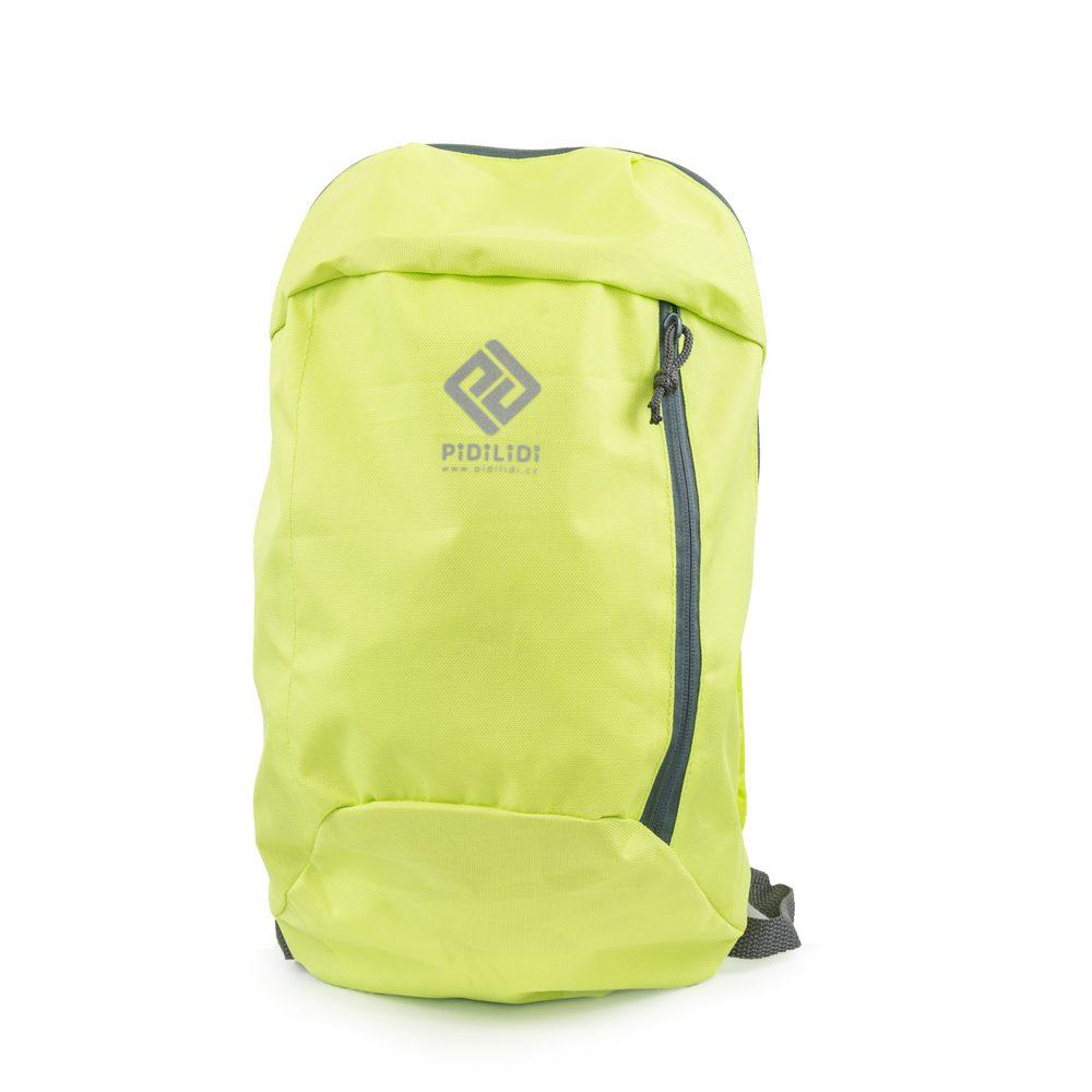 dětský sportovní batoh, Pidilidi, 10L, OS6048-19, zelená