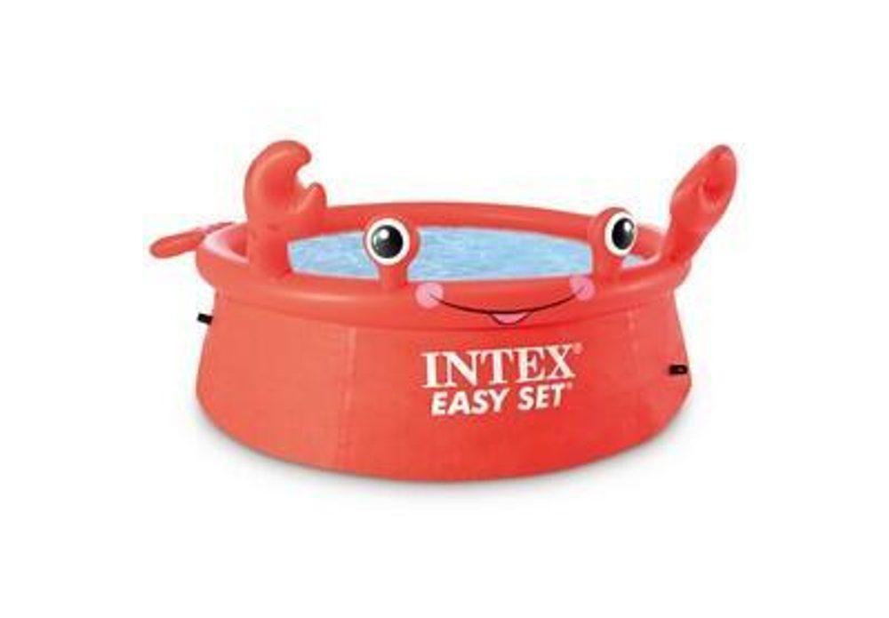 Bazén Happy crab, INTEX, W010587