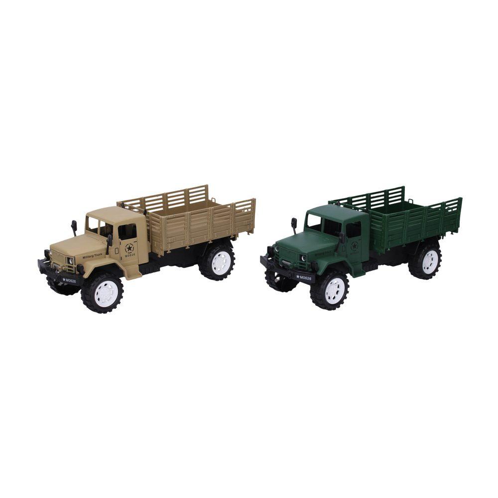 Wiky Vehicles Auto vojenské 27 cm, Wiky Vehicles, W111375