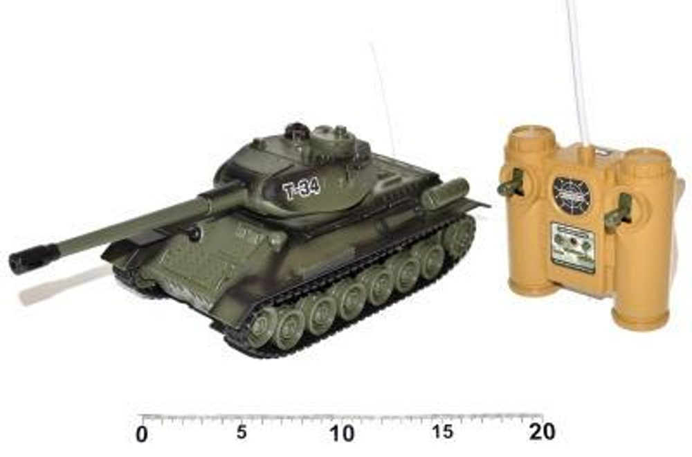 WIKY RC Tank T 34, WIKY, 105105