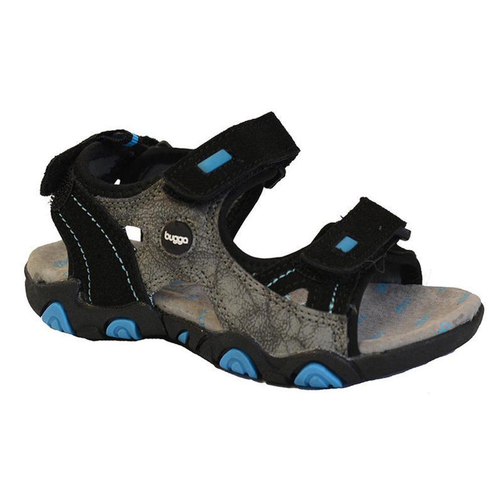 sandále detské, Bugga, B00149, modrá - 30