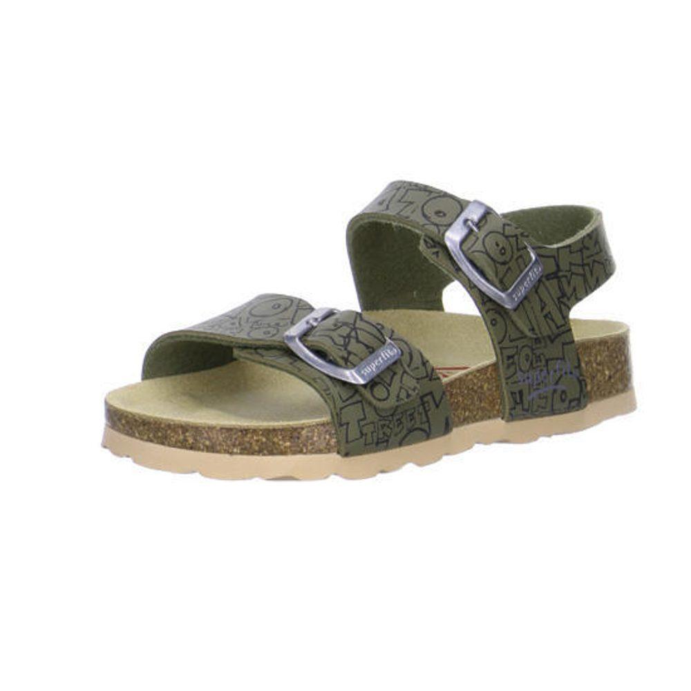 detské papuče, Superfit, 6-00124-21, zelená - 27