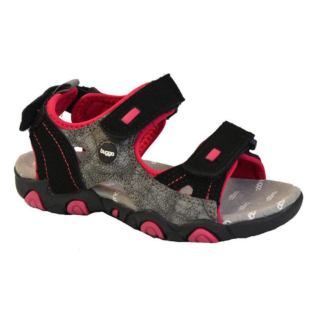 Levně Bugga sandály dětské, Bugga, B00149, růžová - 37