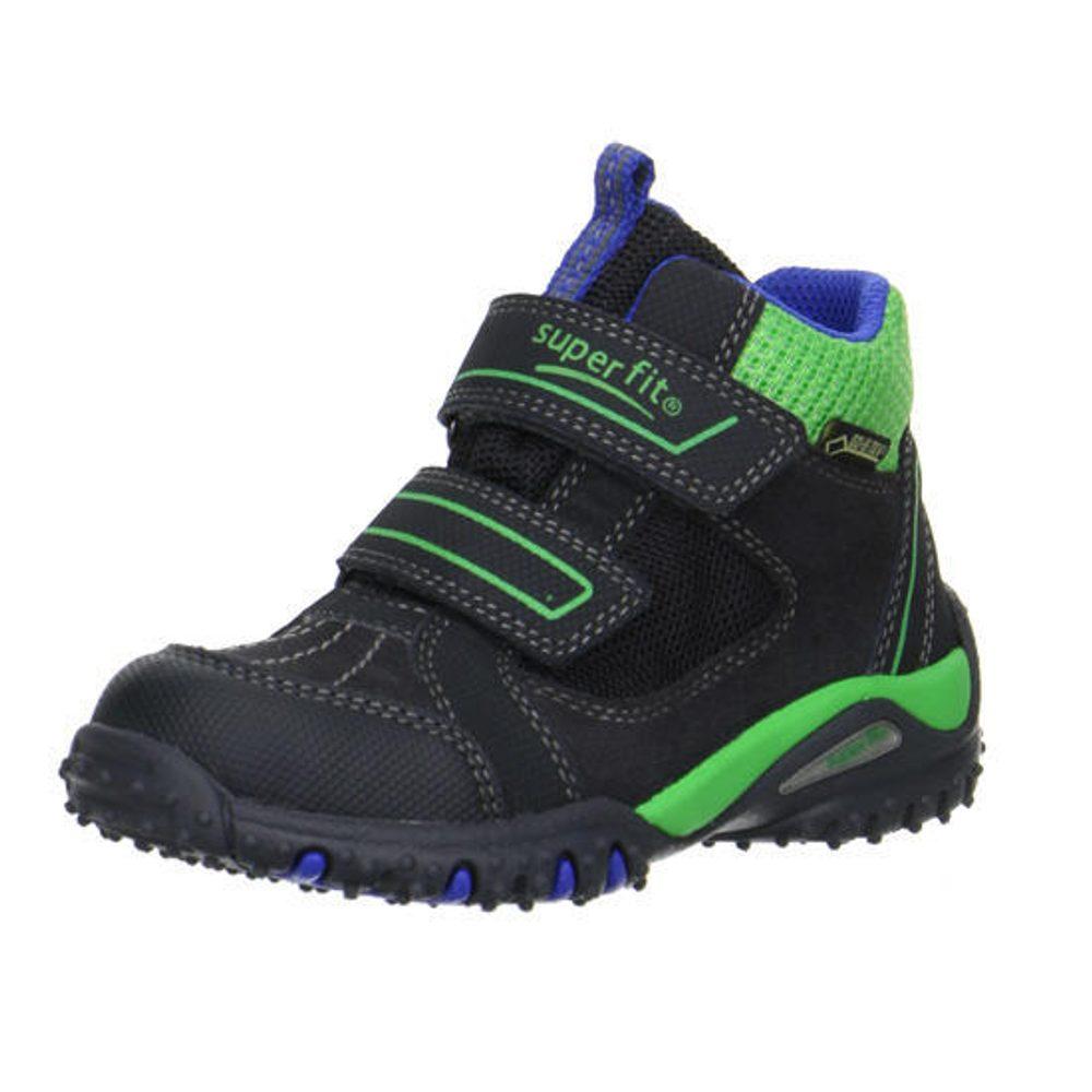 dětská celoroční obuv SPORT4 GTX, Superfit, 1-00364-48, zelená - 25