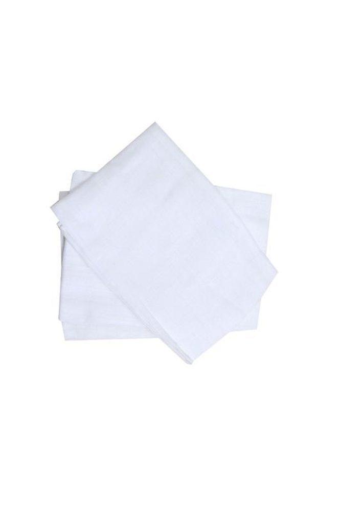 Plienky biele 70x70cm / 10ks, Pidilidi, 6010