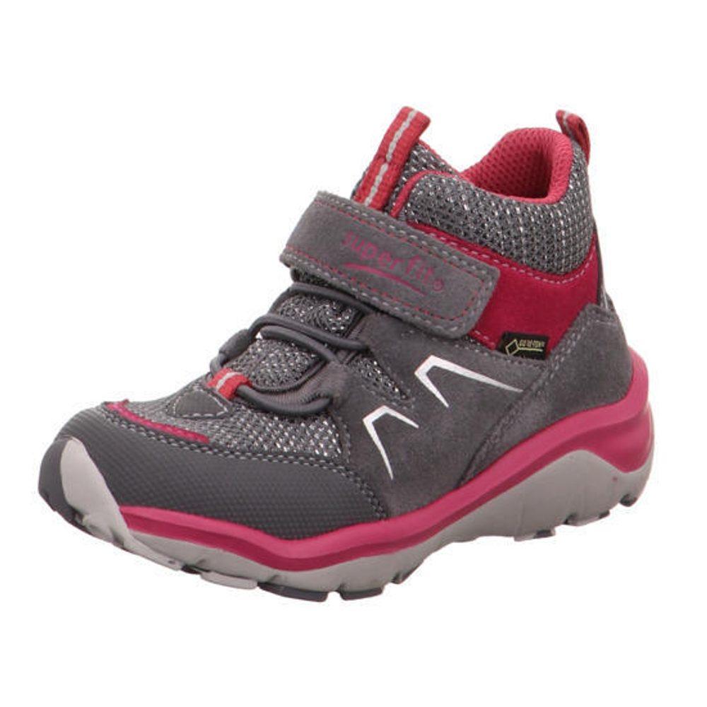 detská celoročná obuv SPORT5, Superfit, 3-09243-21, červená - 25