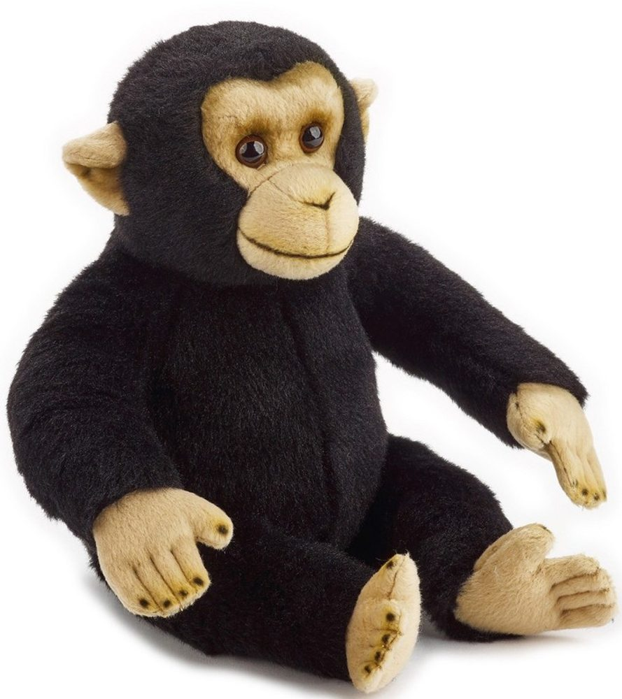 National Geographic plyšák Šimpanz 31 cm, National Geographic, W009575