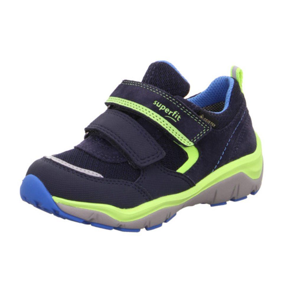detská celoročná obuv SPORT5 GTX, Superfit, 1-000238-8000, modrá - 26