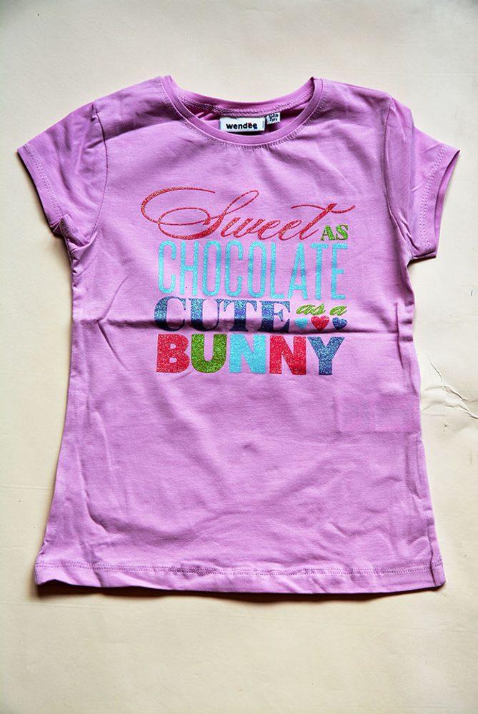 Levně Wendee tričko s krátkým rukávem, Wendee, OZ102428-2, růžová