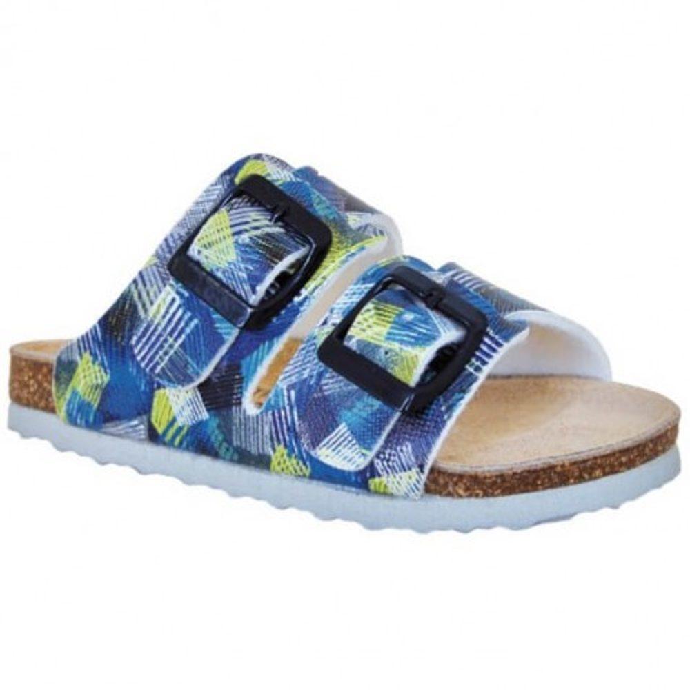 Detské ortopedické papuče Lifestyle T94/98, Protetika, modré - 27