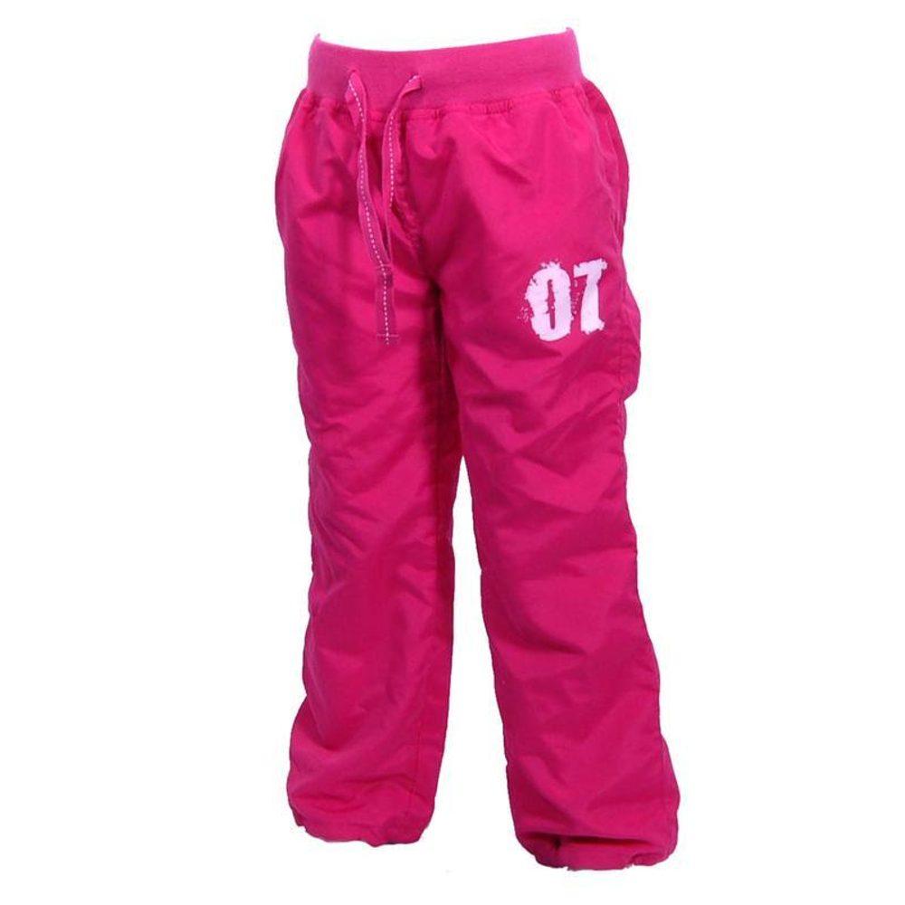 nohavice športové, Pidilidi, PD712, růžová - 146