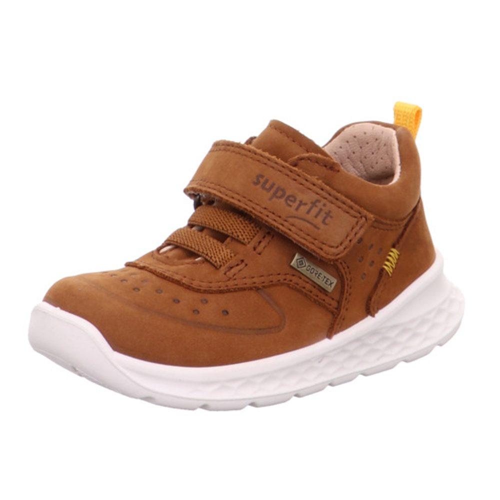 dětská celoroční obuv BREEZE GTX, Superfit, 1-000364-3020, žlutá - 24