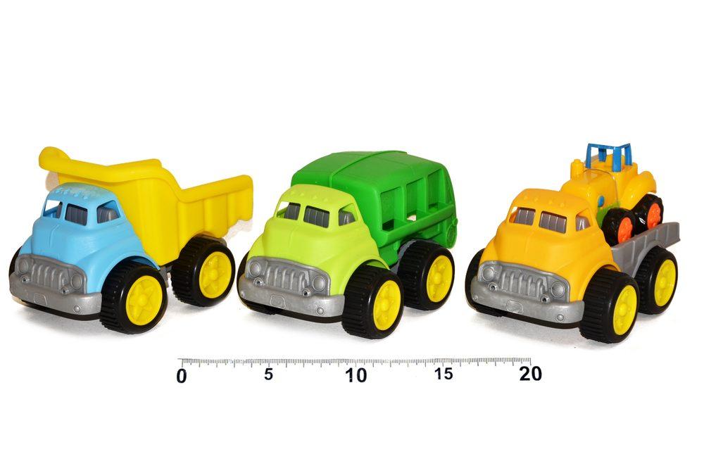 Wiky Vehicles Auto stavební 16cm, Wiky Vehicles, W110836