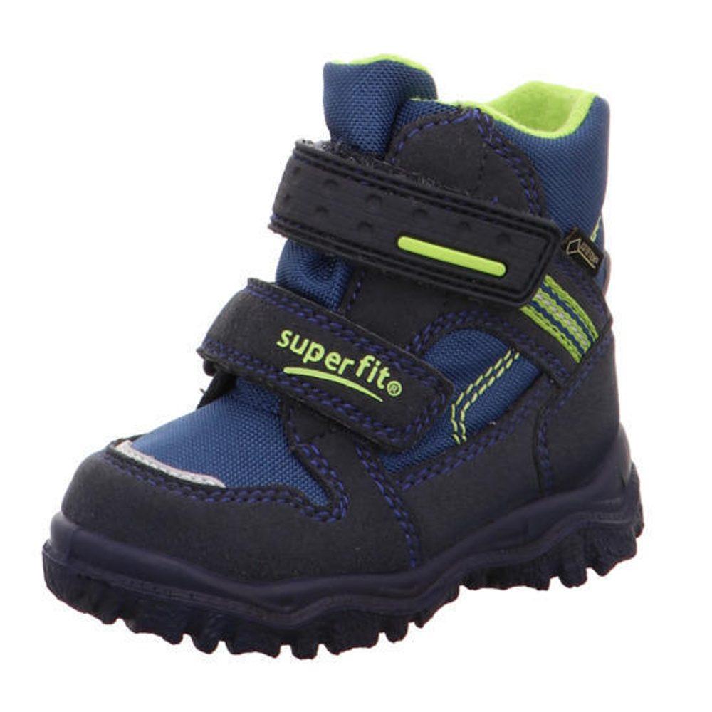 zimné topánky HUSKY, Superfit, 3-09044-81, tmavě modrá - 20