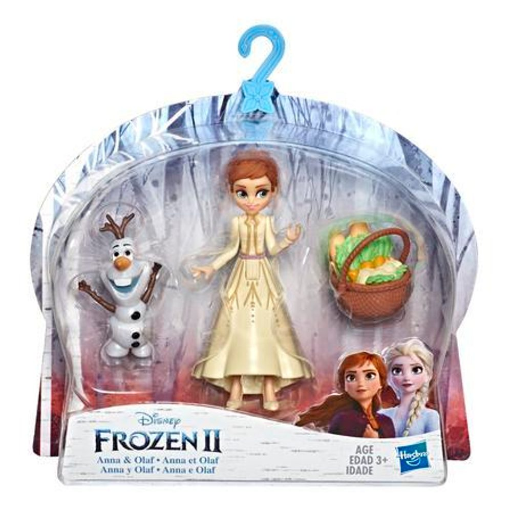 Hasbro Frozen 2 Mini Figurky kamarádi, Hasbro, W002899